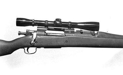 Amazon com : 1903 Springfield Rifle Scope Mount : Sports