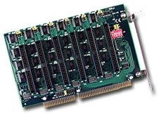 DIO-144: 144-Bit OPTO-22 DIO ISA Board with 144 TTL Digital I/O Lines and Software Development Kit