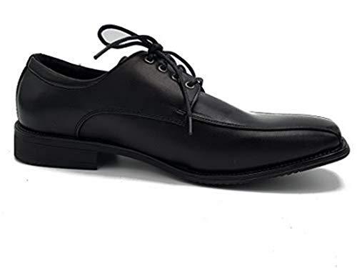 Classico Eleganti Con Nere Modello Uomo 43 Stringate Lacci Scarpe 85v1q1