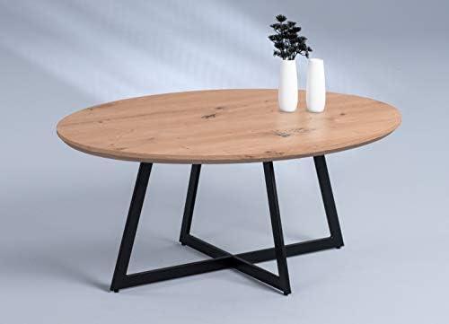 Koel HomeTrends4You Yarra salontafel/salontafel, hout, bruin, 90 x 38,5 x 70 cm  2WrlLmF