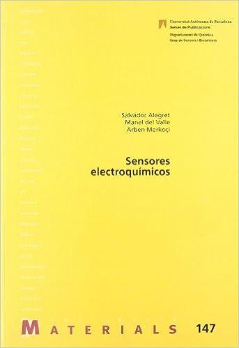 Sensores electroquímicos: Salvador;Valle, Manel del;Merkoçi ...