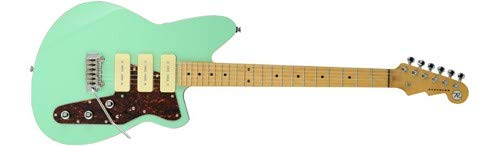 Reverend Jetstream 390 Electric Guitar Oceanside - Korina Body