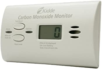 Kidde KN-COU-B Ultra-Sensitive Carbon Monoxide Monitor