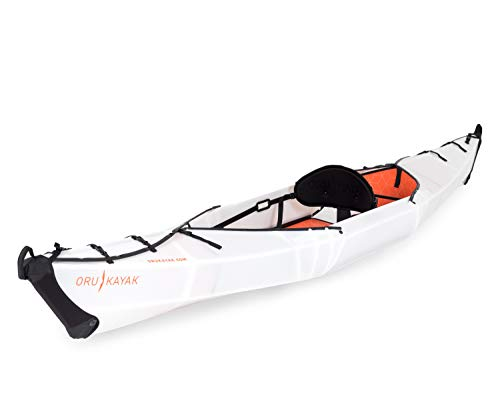 Oru Kayak Beach LT Folding Portable Lightweight Kayak - for Day Trips, Picnics, and Casual Fun with Family and Friends …