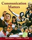 img - for Communication Matters book / textbook / text book