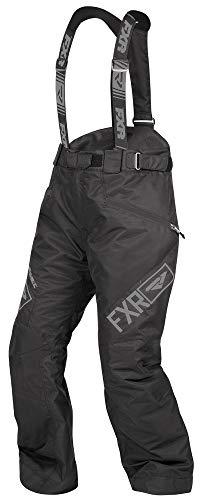FXR Womens Fresh Pant (Black Ops, Size 10) (Pants Snowmobile Fxr)