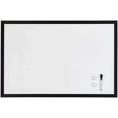 AmazonBasics Magnetic Dry Erase Board, 23