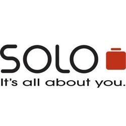 Solo Laptop Messenger Bag, Fits 16-Inch Laptops, 16-1/2 x 5-1/2 x 12-1/2 Inches, Business Case (USLLVL5303) (Esselte Card)