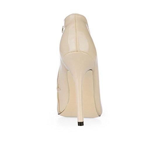 chaussures bottes produits et boîtes White sexy opale femme haut tempérament bijoux et et nouveaux chers talon à boot Courte Hpnx5X6qw
