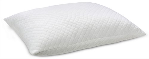 Jacquard Premium Pillow (King, Single) - Ultra-Comfortable Sleeping Pillow - by Utopia Bedding