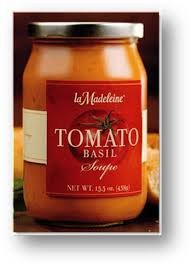 la madeline tomato basil soup - 3