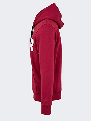 Label Athletics 2018 Classic Unfair Unisex Burgundy Hoodie qIw0xBTZ