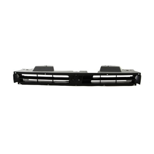 1993 Honda Accord Grille Grill - CarPartsDepot 2D 4D Grill Grille Front Black Assembly Ho1200120 75101Sm4901