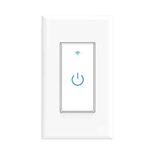 Smart Light Switch, WiFi Switch...