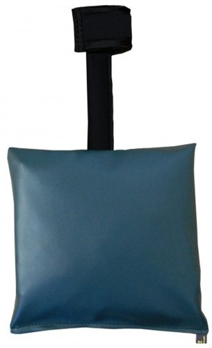 Patient Positioning Sandbag Set - AC Joint, 10 lb Sandbag, Black by Colortrieve (Image #3)