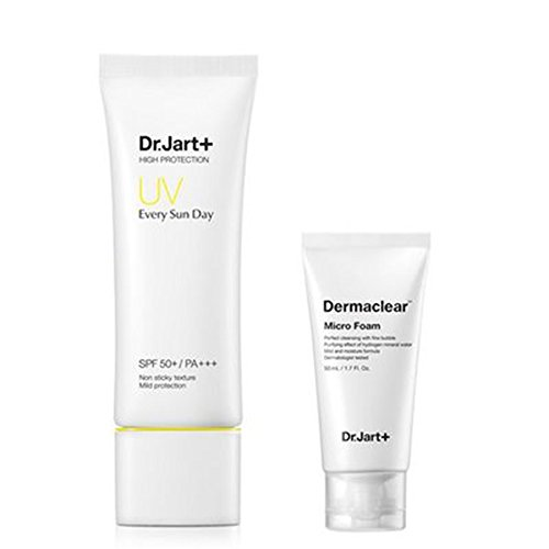 DrJart-UV-Every-Sun-Day-Sunscreen-Dermaclear-Micro-Foam-Set