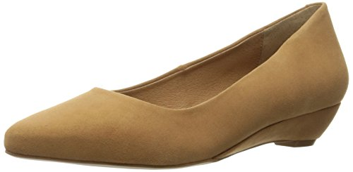 - Corso Como Women's Judical Wedge Pump Camel Kid Suede 8 US/8 M US