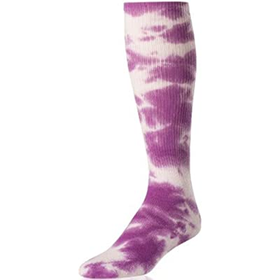 TIE DYE SOCK PURPLE MD