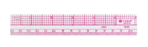 westcott-10ths-metric-beveled-ruler-6-inch-15cm-b-55