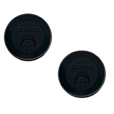 Tervis 2 Pk Black 16oz Travel Lids