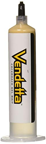 Bait Insecticide Roach - MGK - 2822 - Vendetta Cockroach Gel Bait - Insecticide - 4 x 30G