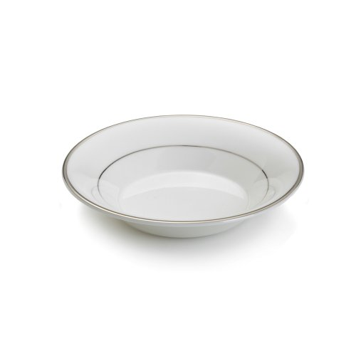 Platinum Fruit Dessert Bowl - Mikasa Cameo Platinum Fruit Bowl, 6.25-Inch