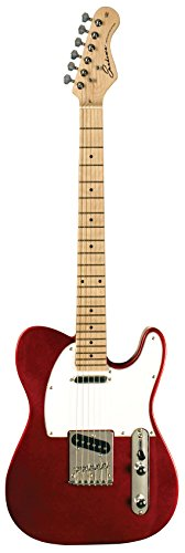 Sundown SD-200MR Limited Edition Guitars Solid-Body Electric Guitar, Metallic Red