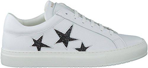 Bianco da Nubikk Weiß donna Sneakers qtwZw6zF