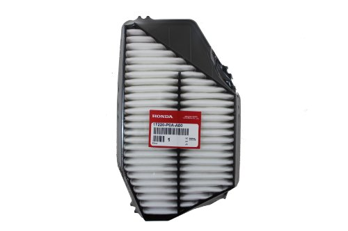 - Genuine Honda Parts 17220-P0A-A00 Air Filter for Honda Accord and Odyssey