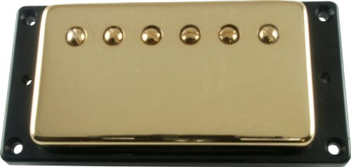 Pickup - Kent Armstrong, Icon Vintage 57 Humbucker (Alnico 3), Neck, Gold Cover