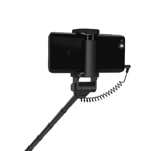 xiaomi selfie stick self portrait monopod extendable stick with drive by wire connection for. Black Bedroom Furniture Sets. Home Design Ideas