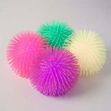"""U.S. Toy Toy Activity and Play Balls, 6"""""""