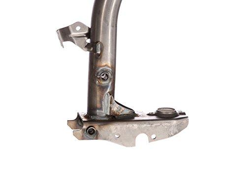 MZA Rahmen ohne Typschild S70 Simson S50 ohne Knotenblech unbeschichtet S51