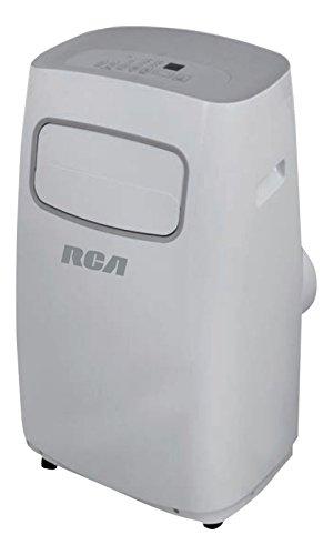 RCA 3-in-1 Portable 10,000 BTU Air Conditioner with Remote Control, White