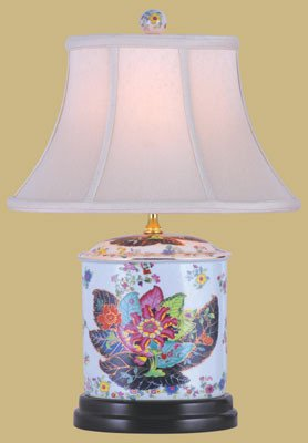 Jar Style Table Lamp - 7