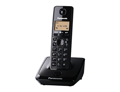 Panasonic KX-TG2711FX 1-Handset Digital Cordless Telephone,
