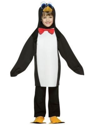 Penguin Costume Child]()