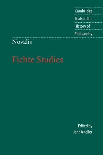 Novalis [Pdf/ePub] eBook