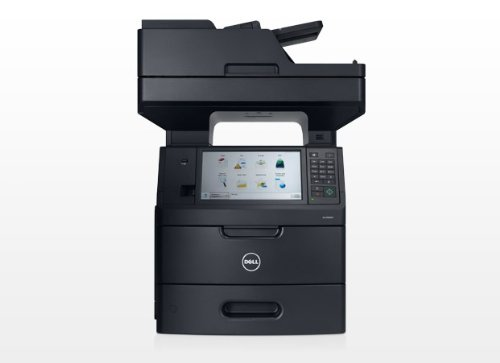 Dell B5465dnf 70-PPM Multifunction Laser Printer with 3-Year Basic Limited Warranty and 3-Year NBD Onsite Response by Dell
