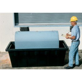 UltraTech 2801 Polyethylene Ultra-275 Containment Sump with 3/4