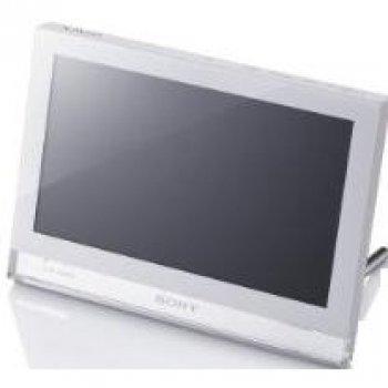 sony vaio vgf cp1e wireless photo frame white - Wireless Picture Frame