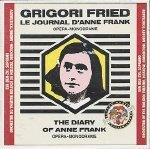Le Journal D'Anne Frank (The Diary Of Anne Frank) (1992-08-02)