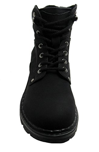Broadway Black 5 US boots Forever Womens D 7 M w1U55tPq
