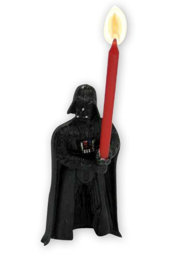 Dekoback 04-10-00169 Darth Vader Cake (Darth Vader Party Supplies)