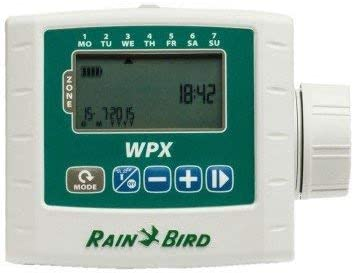 Rain Bird WPX4 / Battery-Operated Irrigation Programmer