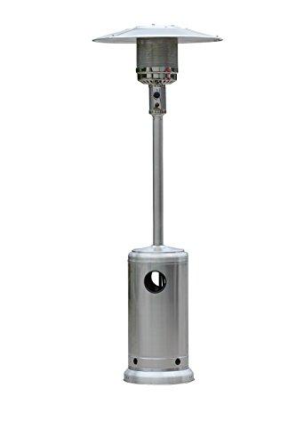 Estufa de Estados Unidos empresa US estufa Promo Acero Inoxidable Calentador De Patio