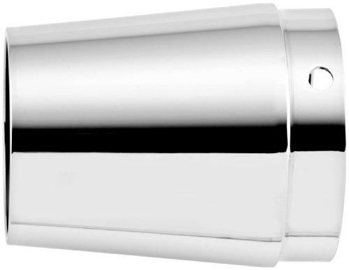 Rush Performance OEM Taper Muffler Tip (4.0) (Chrome) (Screamin Eagle Mufflers)