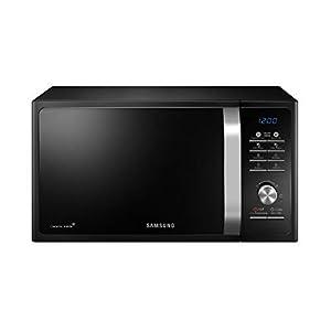 Samsung 23 L Solo Microwave Oven (MS23F301TAK/TL, Black)