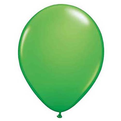 Qualatex Latex Balloons 45712-Q Spring Green, 11