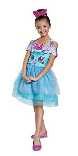 Disguise Handbag Harriet Classic Child Costume, Blue, Medium/(7-8)